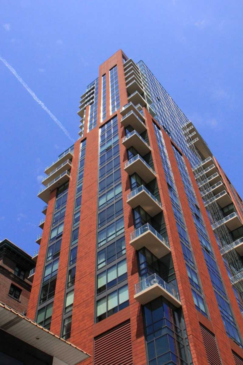 45 Province is a 137-unit residence with sweeping views of the city of Boston.