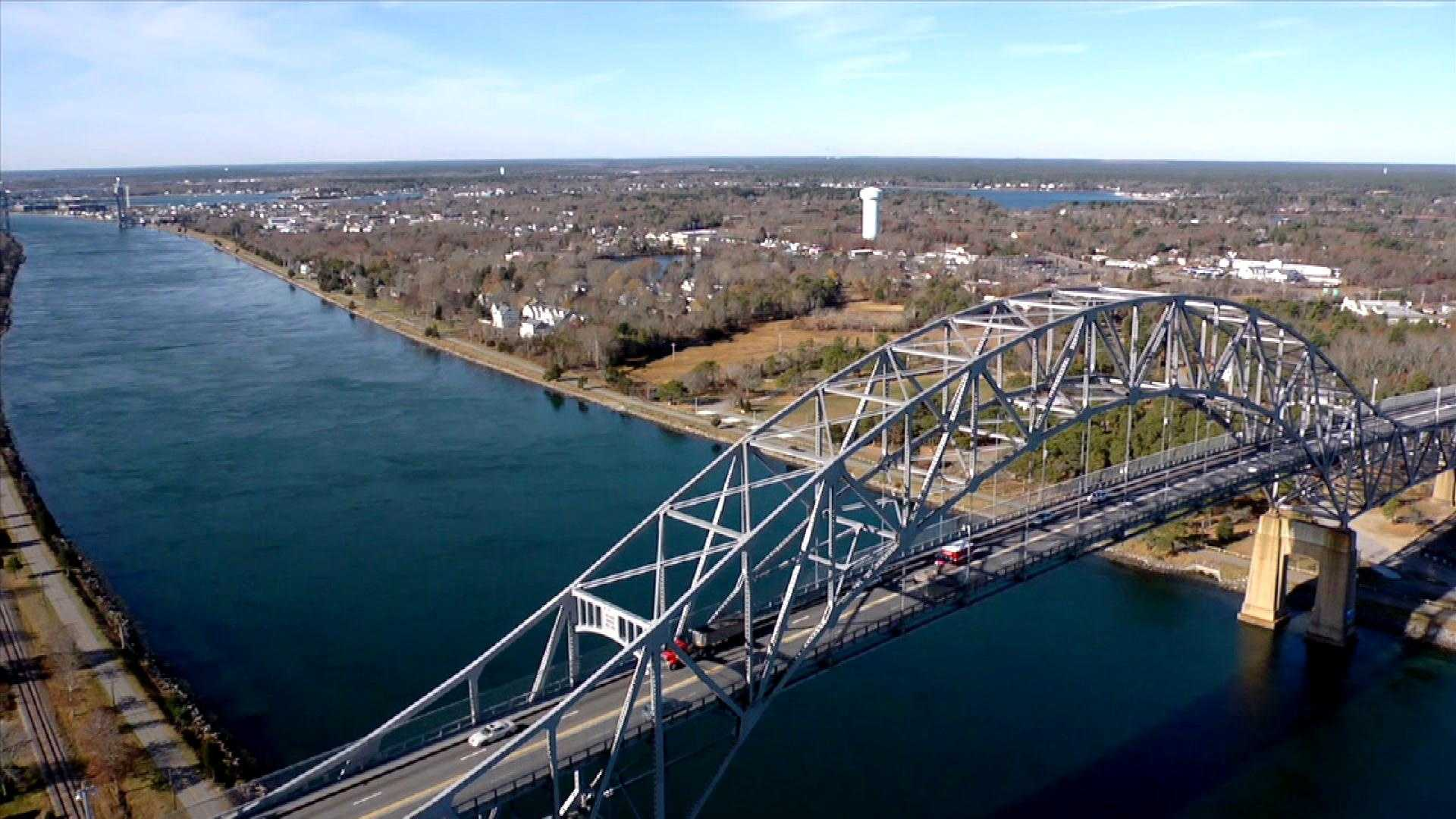 Wednesday, May 14: Main Streets and Back Roads: Cape Cod Canal
