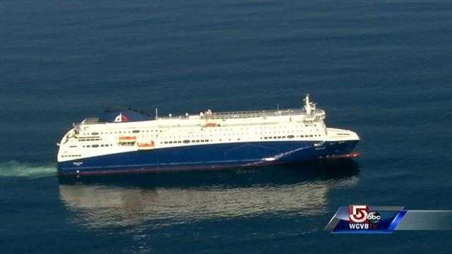 Nova Star Ferry Boston 5.12.14