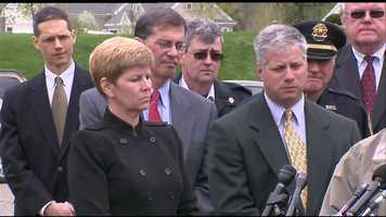 At a news conference Tuesday, Jane Young, the New Hampshire Associate Attorney General provided a timeline of what happened Monday afternoon.