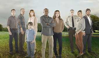 """Resurrection"" returns for its second season Sundays at 9 p.m. ET/8 p.m. CT"