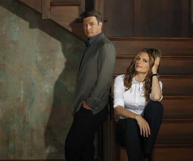 """""""Castle"""" returns Monday nights at 10 p.m. ET/ 9 p.m. CT"""