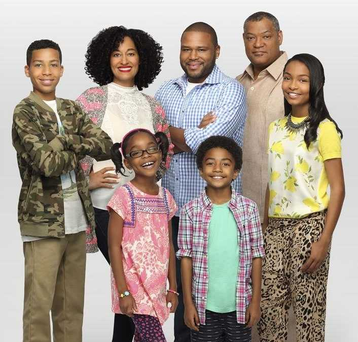 """""""Black-ish"""" premieres Wednesdays at 9:30 p.m. ET/8:30 p.m. CTAnthony Anderson stars as the father of a suburban black family who wants to hang on to his cultural identity and while embracing the future."""