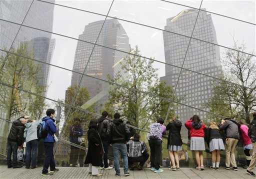 The National September 11 Memorial & Museum opens in New York City.