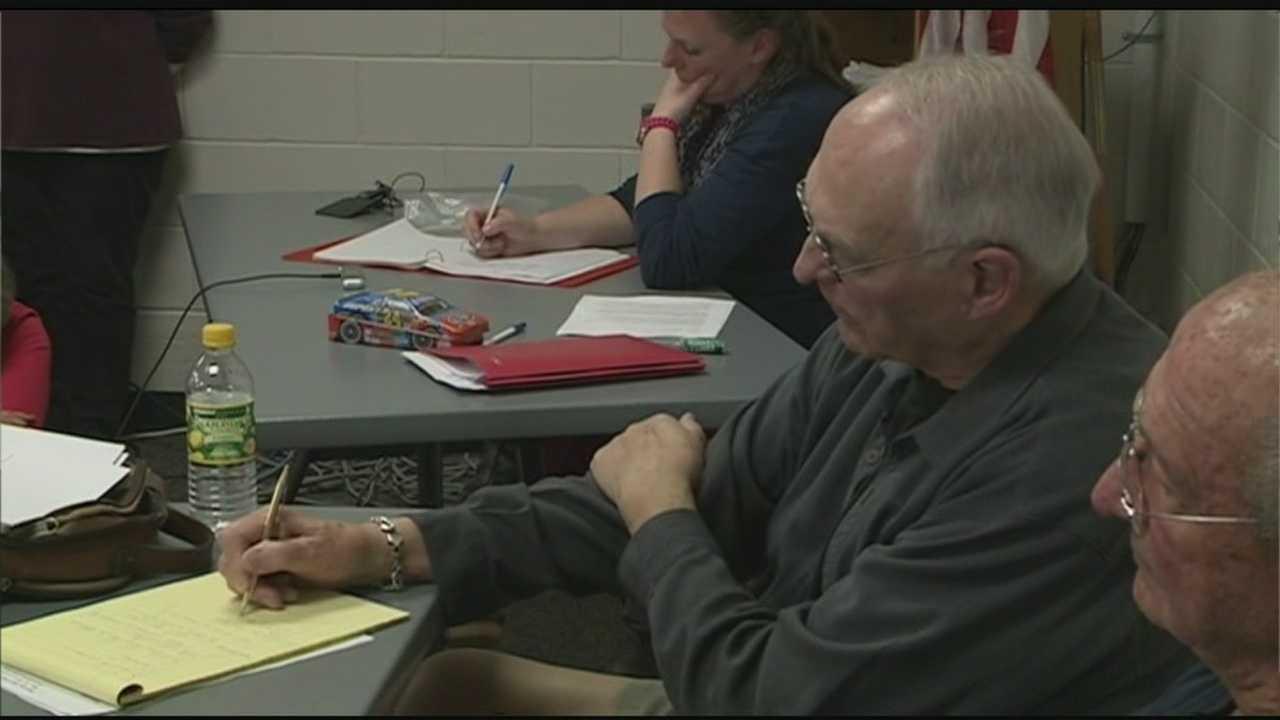 Residents demand commissioner's resignation over racial slur