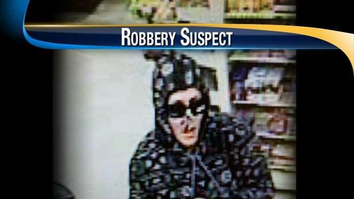 Goffstown robbery suspect