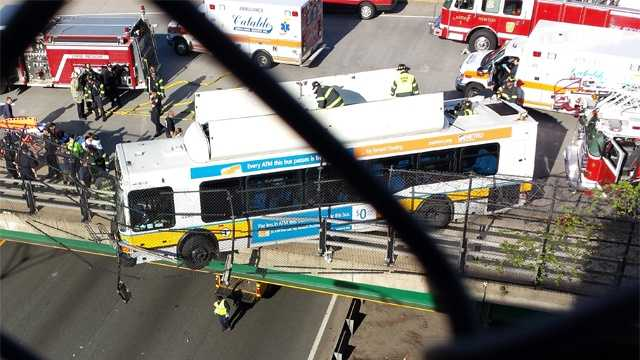 Newton Bus Crash 1 u local 5.18.14