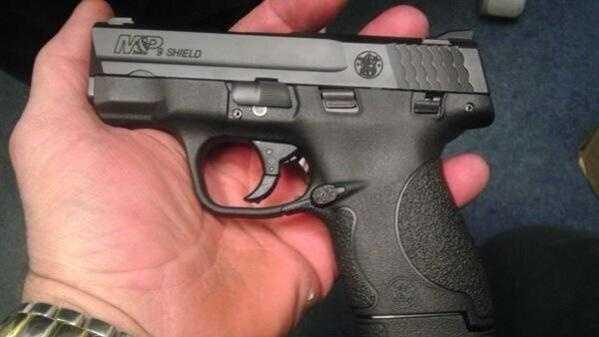 bu commencement gun 051814.jpg