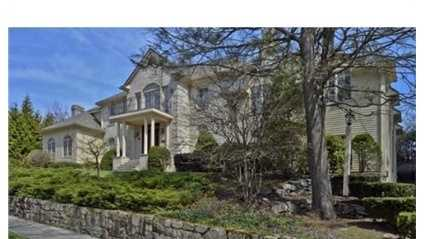 106 Old Orchard Road is on the market in Newton for $3.9 million.