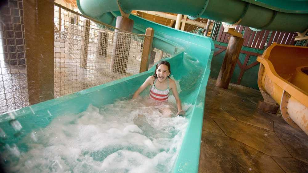 Until now, the closest Great Wolf Lodge was in the Pocono Mountains in Pennsylvania.