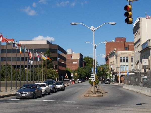 5. Fall River with 95 Level 3 sex offenders