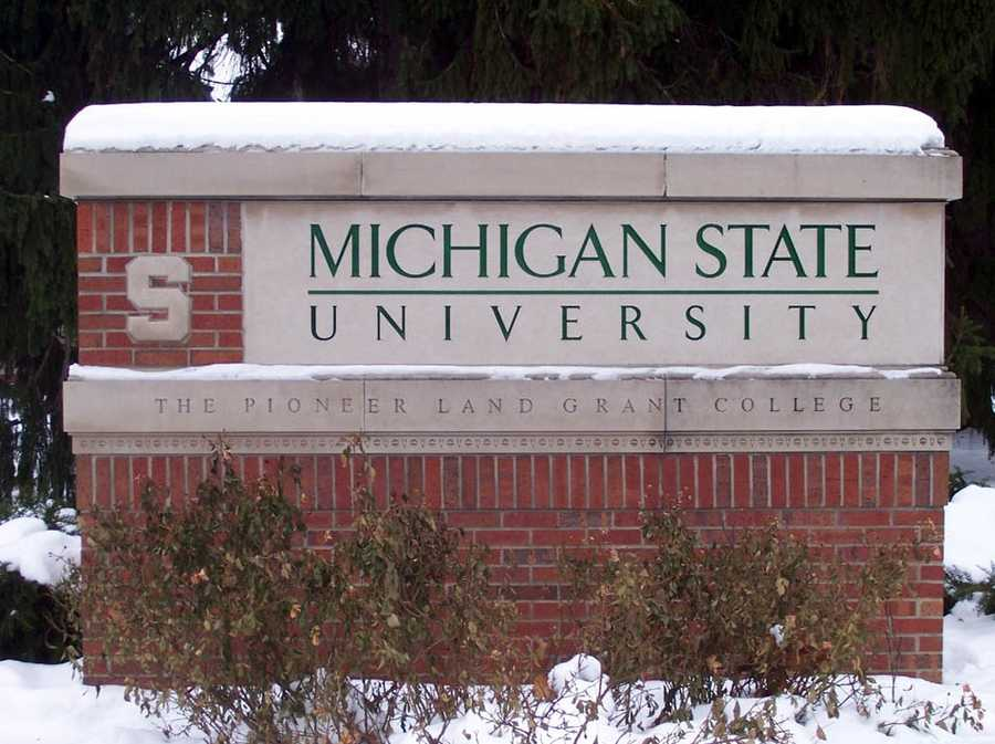 Michigan State University (East Lansing, Mich.) Rank: 73Acceptance rate: 70.6%