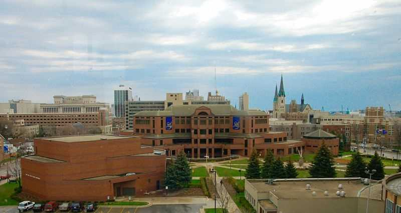 Marquette University (Milwaukee, Wis.) Rank: 75Acceptance rate: 55.2%