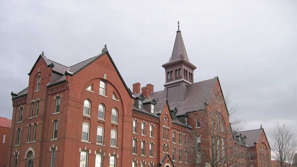 University of Vermont (Burlington, Vt.) Rank: 82Acceptance rate: 76.7%