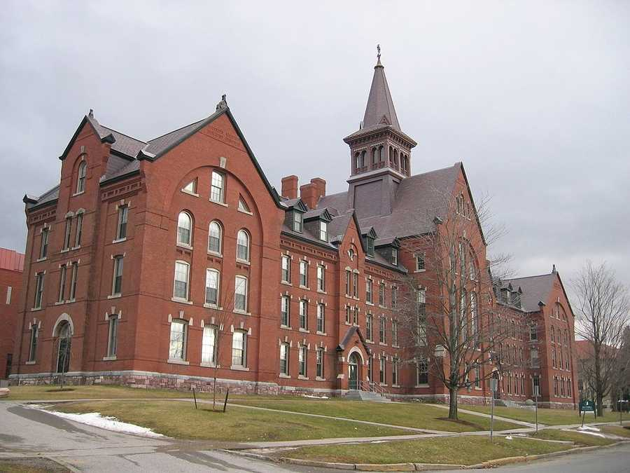 University of Vermont (Burlington, Vt.) Rank: 82Acceptance rate: 76.7%