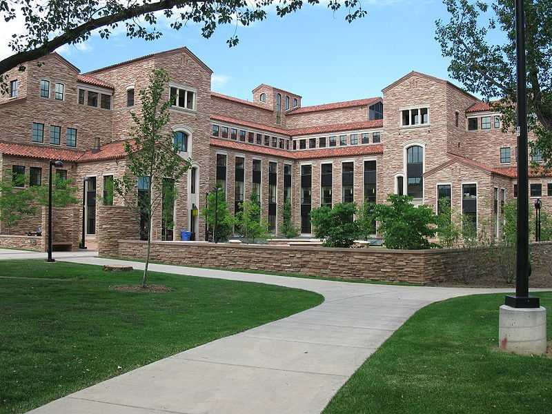 University of Colorado-Boulder (Boulder, Colo.) Rank: 86Acceptance rate: 83.6%