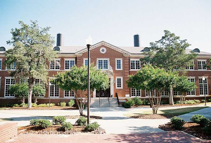 Auburn University (Auburn University, Ala)Rank: 91Acceptance rate: 77.2%