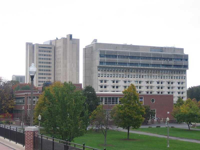 University of Massachusetts-Amherst (Amherst, Mass.)Rank: 91Acceptance rate: 62.6%