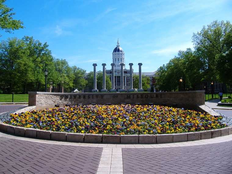 University of Missouri (Columbia, Mo.)Rank: 97Acceptance rate: 81.5%