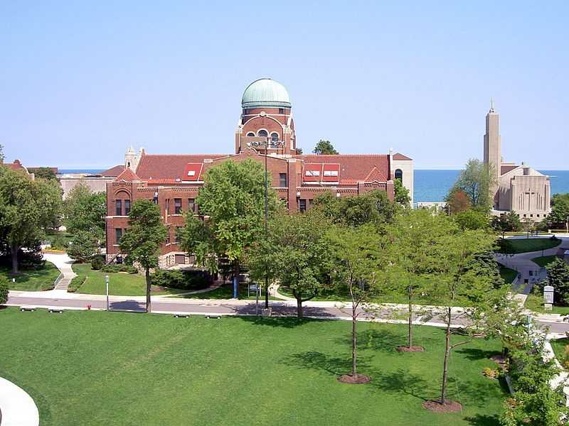 Loyola University (Chicago)Rank: 101Acceptance rate: 81.2%
