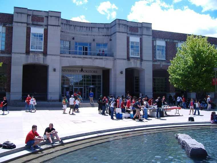 University of Nebraska-Lincoln (Lincoln, Neb.)Rank: 101Acceptance rate: 64.4%