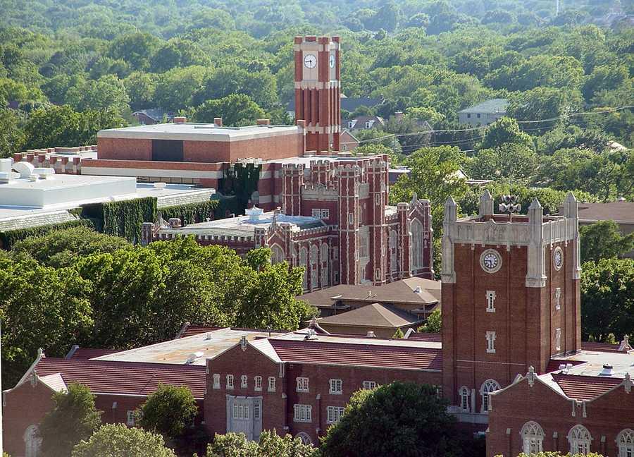 University of Oklahoma (Norman, Okla.)Rank: 101Acceptance rate: 79.1%