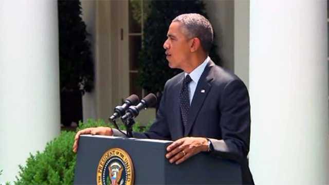 Obama on troop drawdown