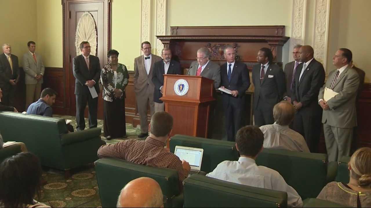 Proposed bill seeks stronger gun laws in Massachusetts