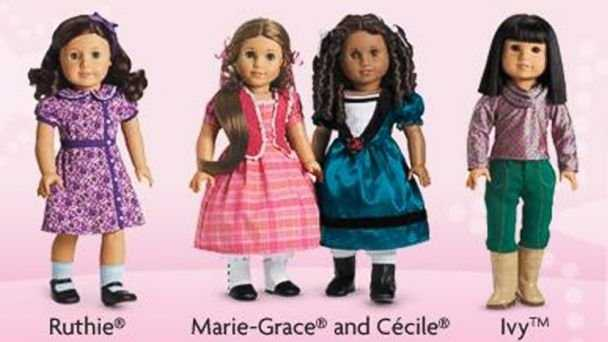 American Girl Doll ABC