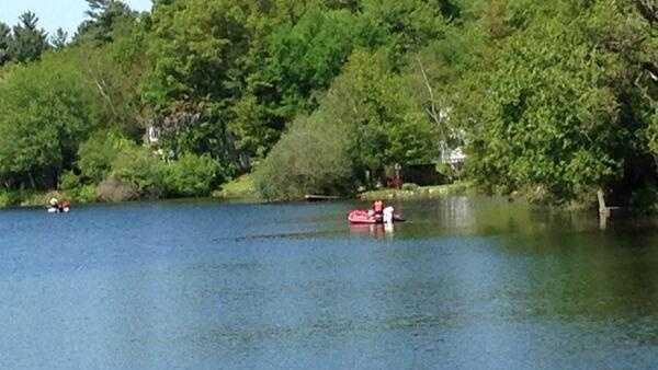 Billerica canoe