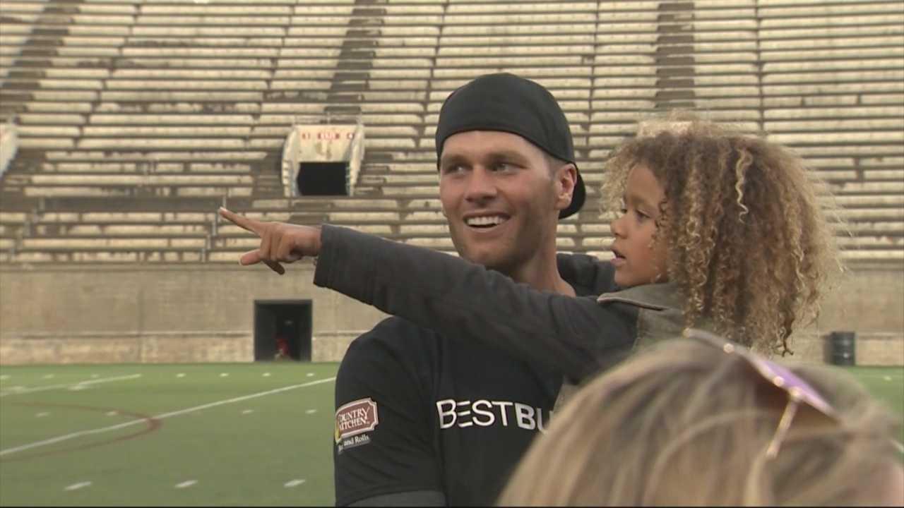 Tom Brady hold annual fundraiser for Best Buddies