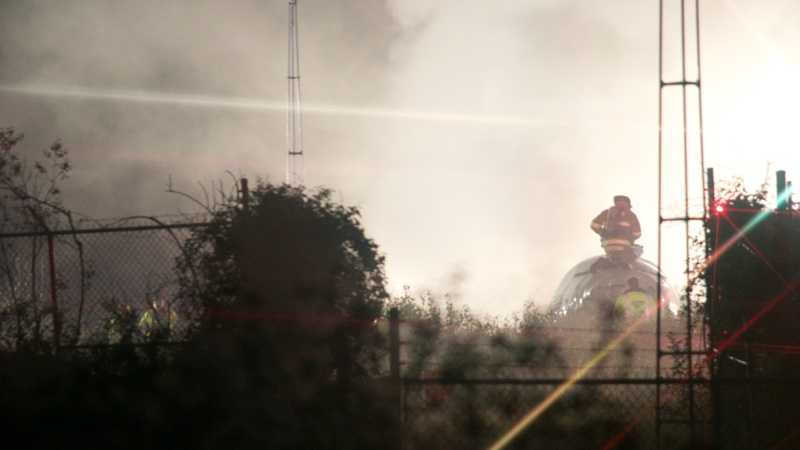 Hanscom Plane Crash Rescue Operations