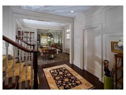 The home has more than 5,500 square feet of living space.