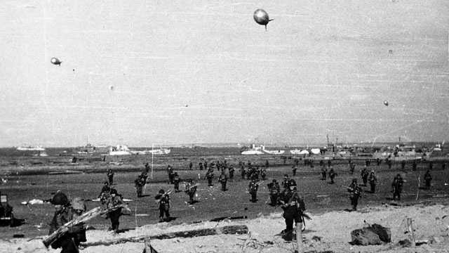 Discussions and preparations for an Allied invasion of France across the English Channel began after an Aug. 19, 1942, raid on the French port of Dieppe resulted in heavy losses.