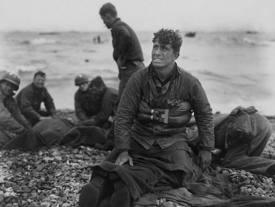 By nightfall on June 6, more than 9,000 Allied soldiers were dead or wounded, but more than 100,000 had made it ashore, securing French coastal villages.