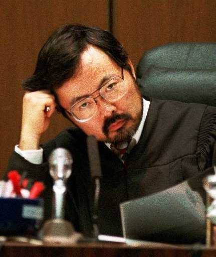 In 1995, the criminal trial was televised for 134 days. The TV exposure made celebrities of many of the figures in the trial, including the presiding judge, Lance Ito.