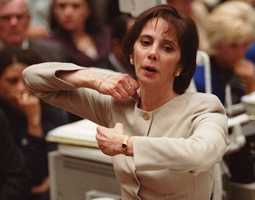 Prosecutor Marcia Clark was designated as the lead prosecutor. It was her twenty-first murder trial during her 13 years with the D.A.'s office.