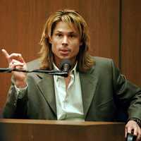 """On the night of the murders, Simpson was seen in public at 9:36 p.m. when he returned to the front gate of his house with Brian """"Kato"""" Kaelin, a bit-part actor who lived in a guest house on Simpson's estate. Simpson was not seen again until 10:54 p.m., leaving him over an hour to commit the murders."""