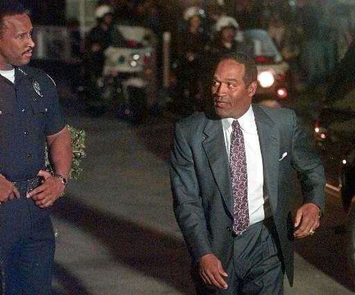 Simpson was later found responsible for the murders in civil court. In 1997, the parents of Ron Goldman and the estate of Nicole Brown won a wrongful death lawsuit against Simpson. The victims' families were awarded $33.5 million in compensatory and punitive damages.