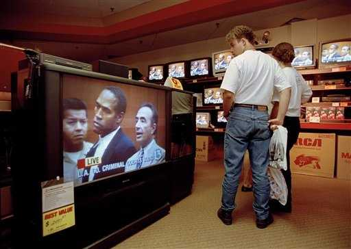 """In 1994, most Americans and many of his closest friends reacted in disbelief when O.J. Simpson was charged in the murders of his ex-wife and her friend. Because of public fascination and saturation coverage on television, it was """"The Trial of the Century."""""""