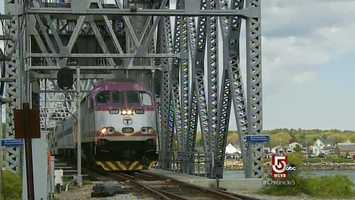 On its inaugural crossing in 2013, The Cape Flyer, was the first train from Boston, in more than 50 years.
