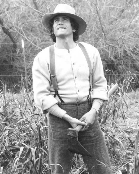 """11.) Charles Ingalls -- """"Little House on the Prairie."""""""