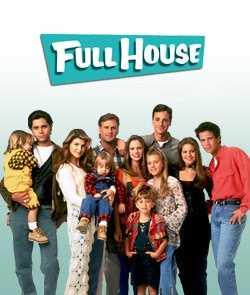 """7.) Danny Tanner -- """"Full House"""""""