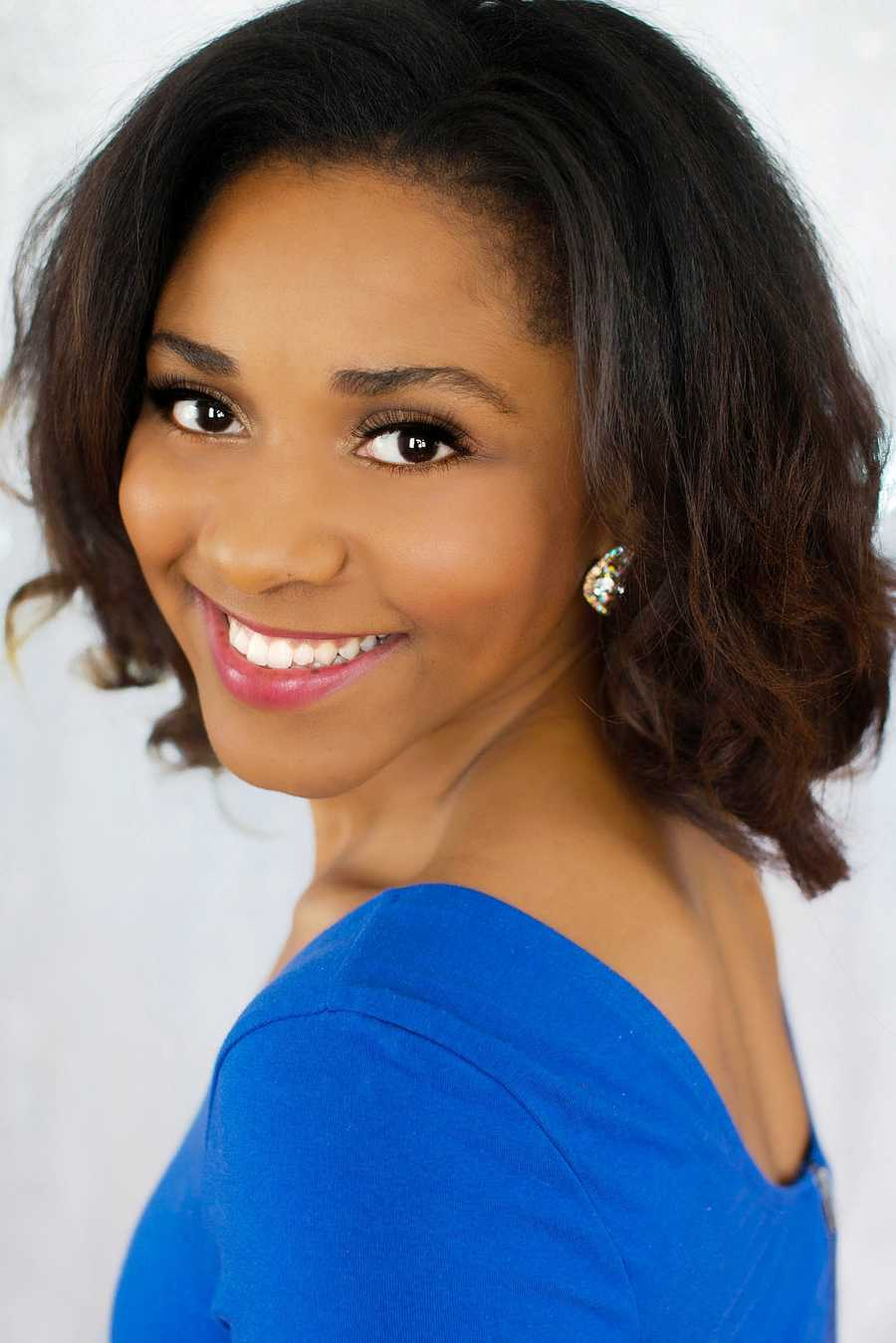 Fourth runner up: Charlena Kennedy of Foxborough, competing as Miss Plymouth County