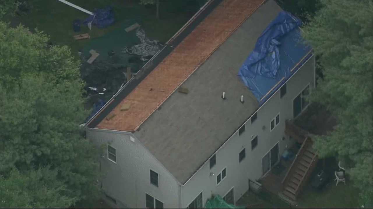Attleboro roof fall