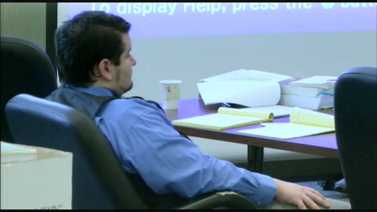 Prosecutors question McDonough again