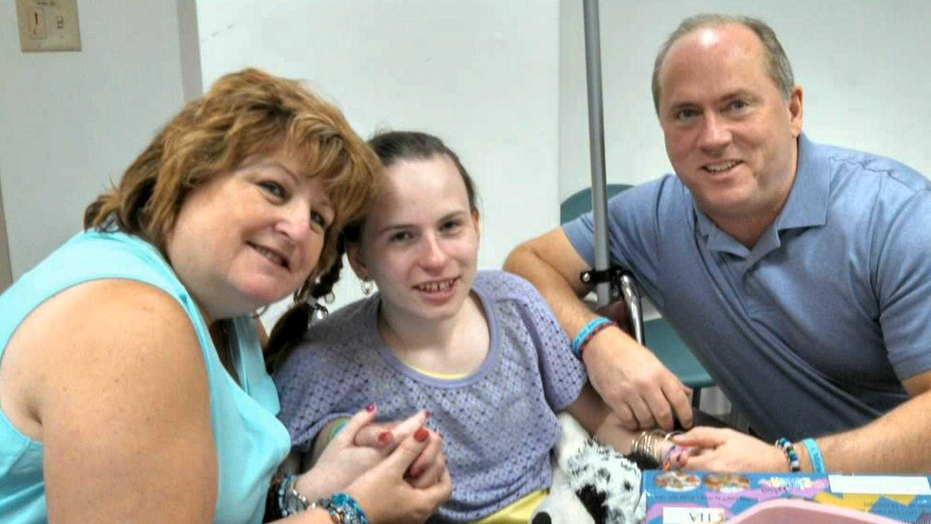 Tuesday, June 17: Justina's Story