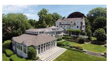 245 Waverley Avenue is on the market in Newton for $3.2 million.