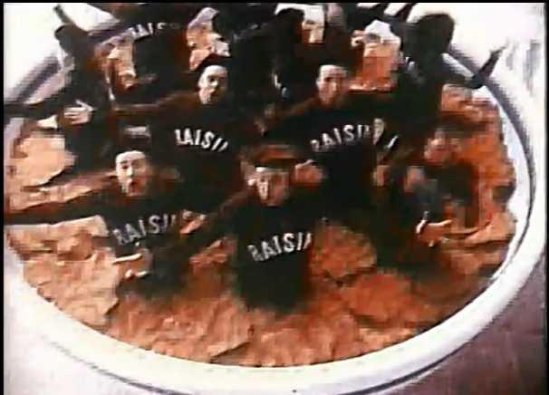 """It's raisins that make most raisin bran so wonderful."" Post Raisin Bran"