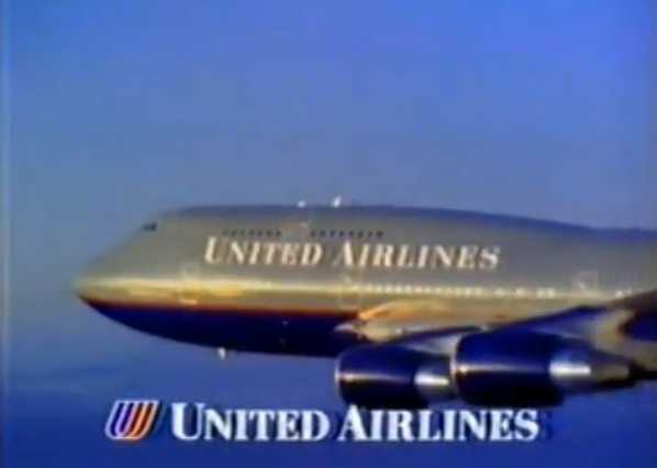 """Fly the friendly skies."" United Airlines"